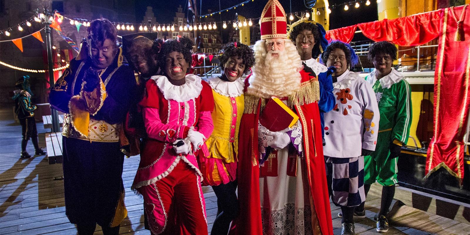 Sint In De Bios De Club Van Sinterklaas Geblaf Op De Pakjesboot